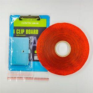 เทปปิดผนึกถุงพลาสติกพิมพ์แบบกำหนดเอง