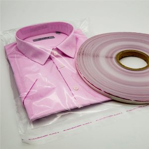เทปปิดผนึกถุง OPP สำหรับกระเป๋าเสื้อผ้า